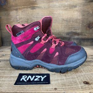L.L. Bean Tek 2.5 Burgundy Waterproof Hiking Boots